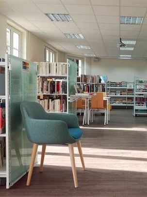 bibliothèque de Jargeau